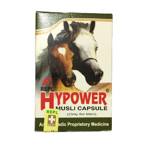 印度阿育吠陀金刚马油胶囊 hypower musli capsules